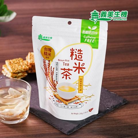 【義美生機】台灣糙米茶