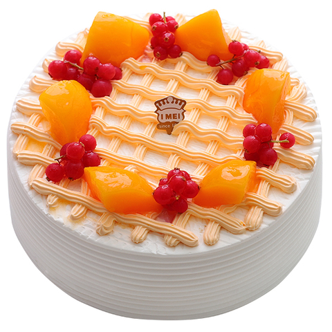 【限門市自取】水果甜心蛋糕