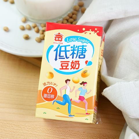低糖豆奶(250ml*24入/箱)