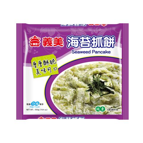 海苔抓餅(冷凍)