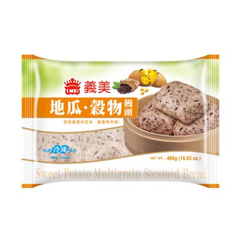 饅頭-地瓜穀物(冷凍)