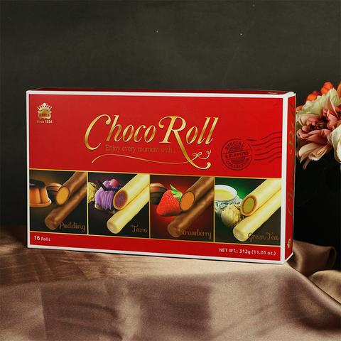 巧克力捲禮盒
