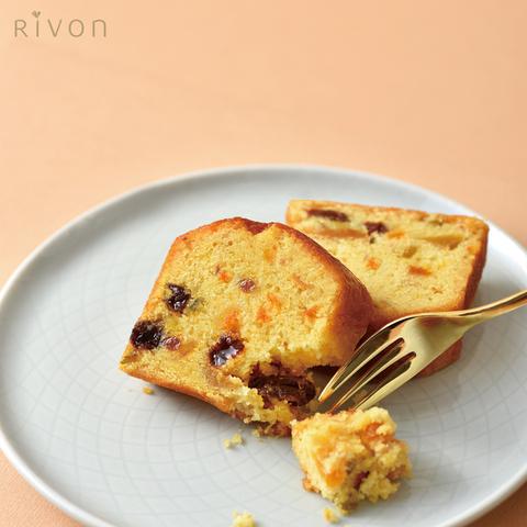 【禮坊Rivon彌月試吃】法式磅蛋糕9入禮盒 -7種蜜釀水果