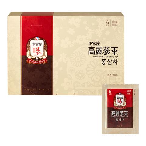 高麗蔘茶100包