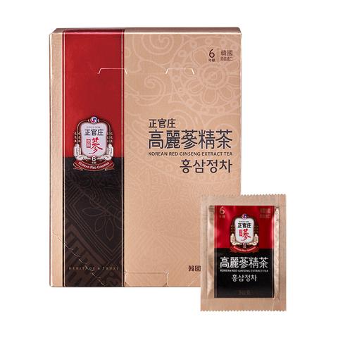 高麗蔘精茶  50包