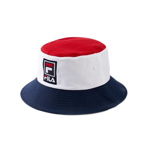 FILA KIDS 時尚筒帽-紅 HTV-4003-RD
