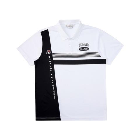 FILA PLOL衫-白色 1POV-1704-WT