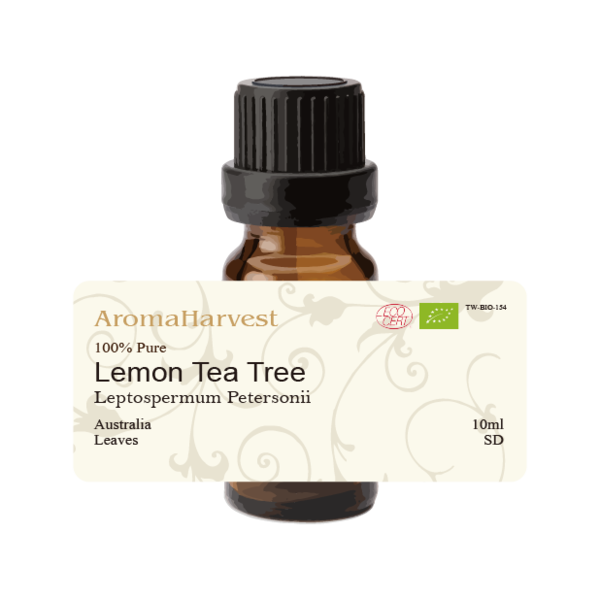 檸檬茶樹(檸檬細籽)精油