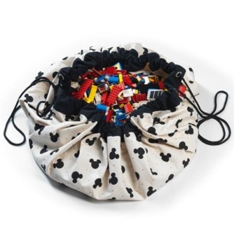 比利時Play&Go 玩具整理袋 - 迪士尼限定聯名款-米奇