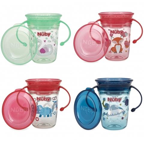 NUBY Tritan501魔術杯/水杯 (240ml)