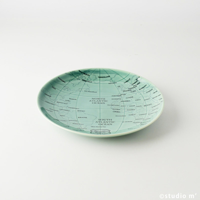 Globe盤