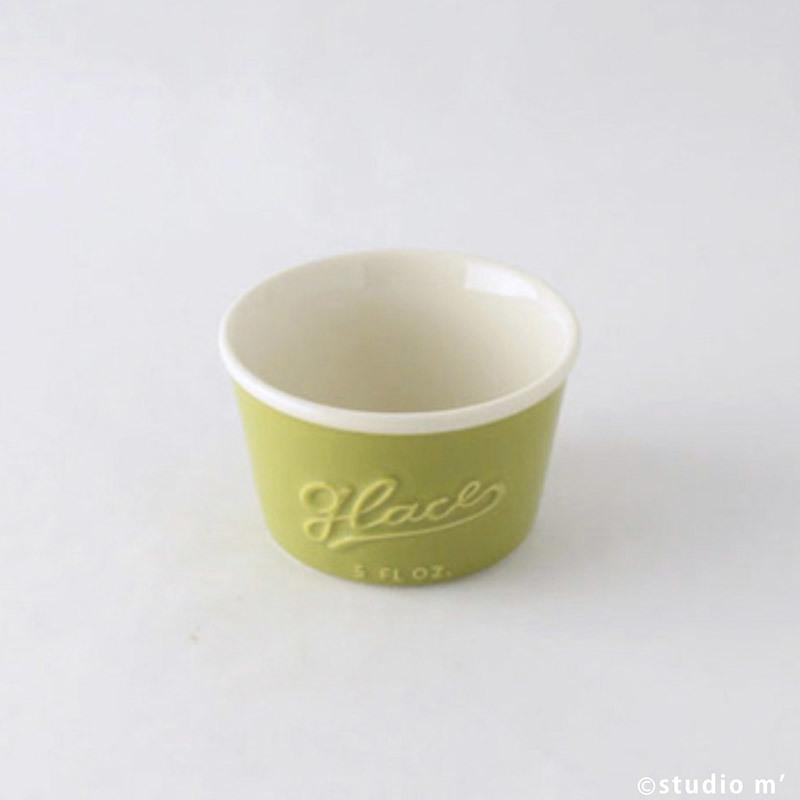 Glace冰淇淋杯