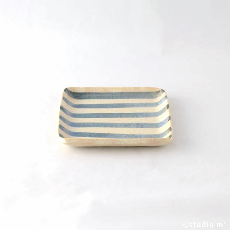 Stripe角皿