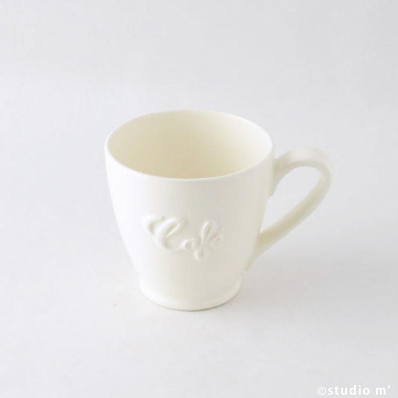 Cream ware馬克杯