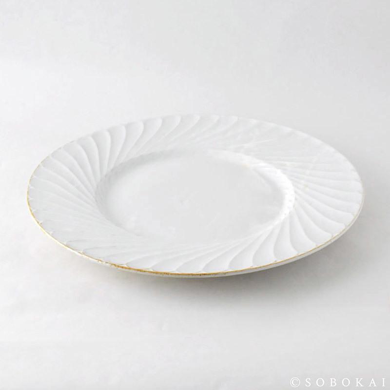 Cornet波紋邊盤
