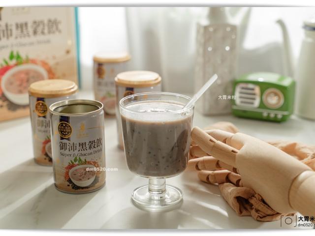 低糖低鈉的蛋白質穀物飲,適合長輩食用,也適合做還營養早餐