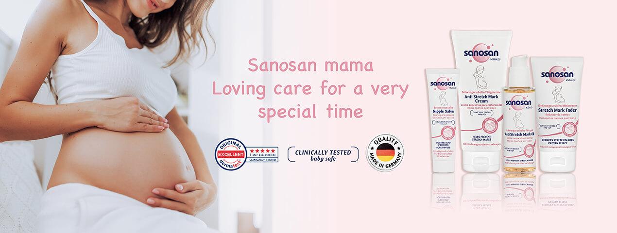 Mama 孕期保養 - SUN UP BABY-Best for Baby